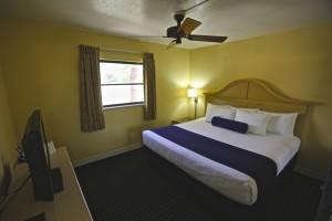 One Bedroom Bed